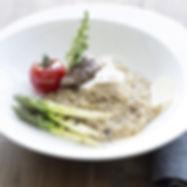 意大利式蘑菇炖饭
