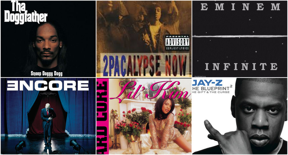 Nostalgic Album Releases November 12th 1991 2004