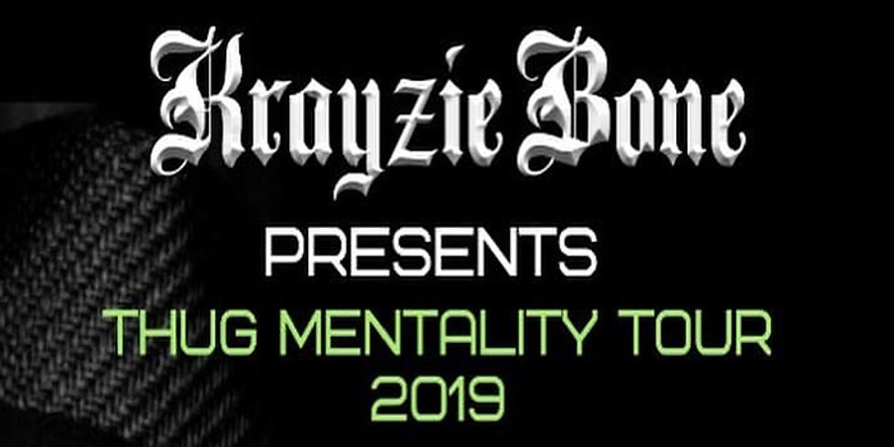 Krayzie Bone - Thug Mentality Tour 2019