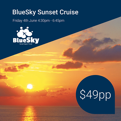 BlueSky Sunset Cruise