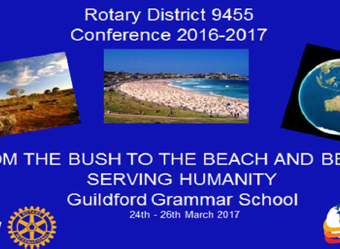 2017 Rotary District Conference: A review