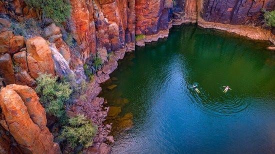 python-pool-in-millstream.jpg