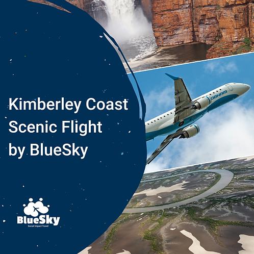 Kimberley Coast Scenic Flight by BlueSky
