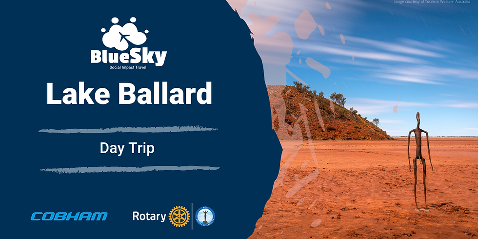 Lake Ballard - Day Trip