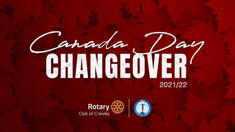 ROC Changeover Dinner 2021/22