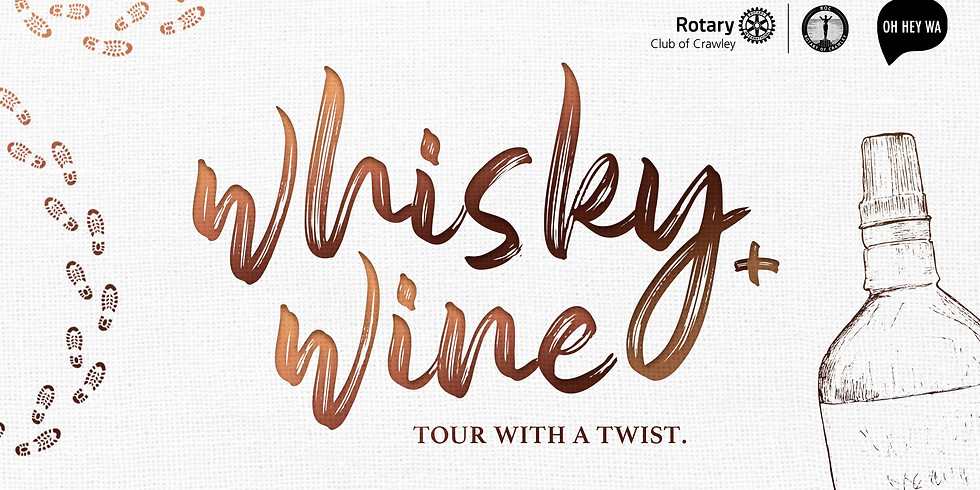 Whisky & Wine Tour with a Twist - Supporting Homelessness