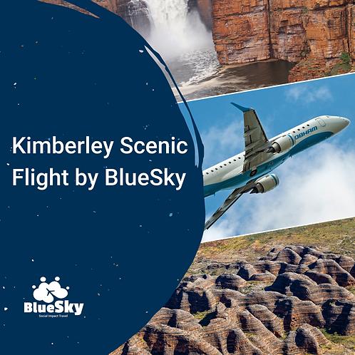 Kimberley Scenic Flight by BlueSky
