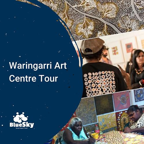 Waringarri Art Centre Tour