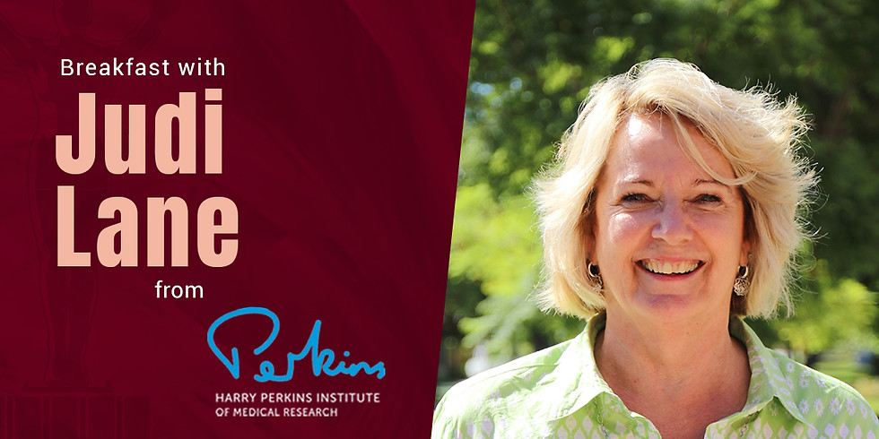 ROC Breakfast with Judi Lane - Perkins Institute