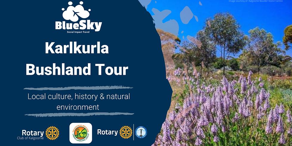 Karlkurla Bushland Tour