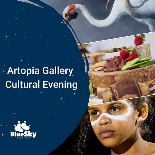Artopia Gallery Cultural Evening