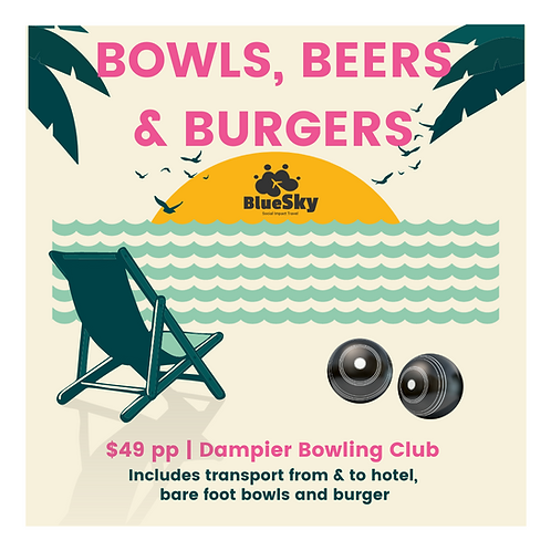Bowls, Beers & Burgers