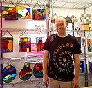 Stephen Wisdom Glass Artist