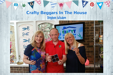 Crafty Beggars in the House Stained Glass Courses, Workshops and Classes in London
