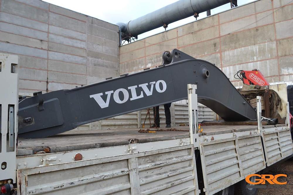 Ремонт стрелы Volvo EC460B (art 14506318)
