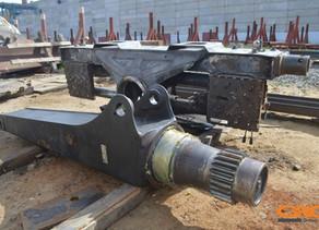 Ремонт гидроманипулятора ВЕЛМАШ VM10L