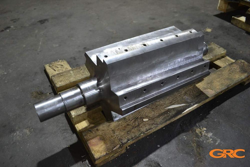 Изготовленный ротор дробилки HELLWEG MDS 410/260