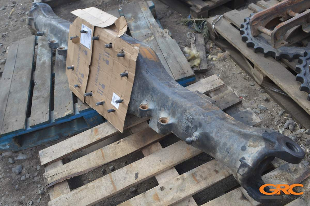 Ремонт заднего моста грузового автомобиля SCANIA