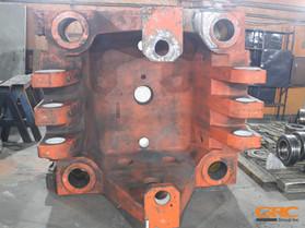 Плита ТПА после ремонта