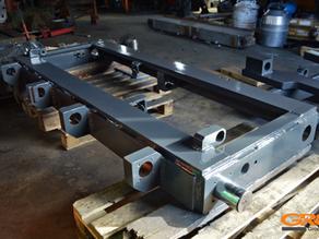 Ремонт сайдшифтера и каретки вертикального сдвига