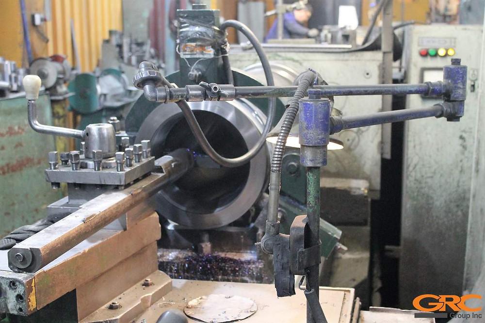 Процесс изготовления втулки