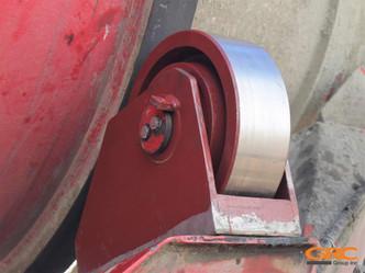 Ремонт смесительного барабана