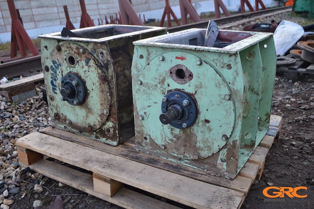 роторный клапан до ремонта