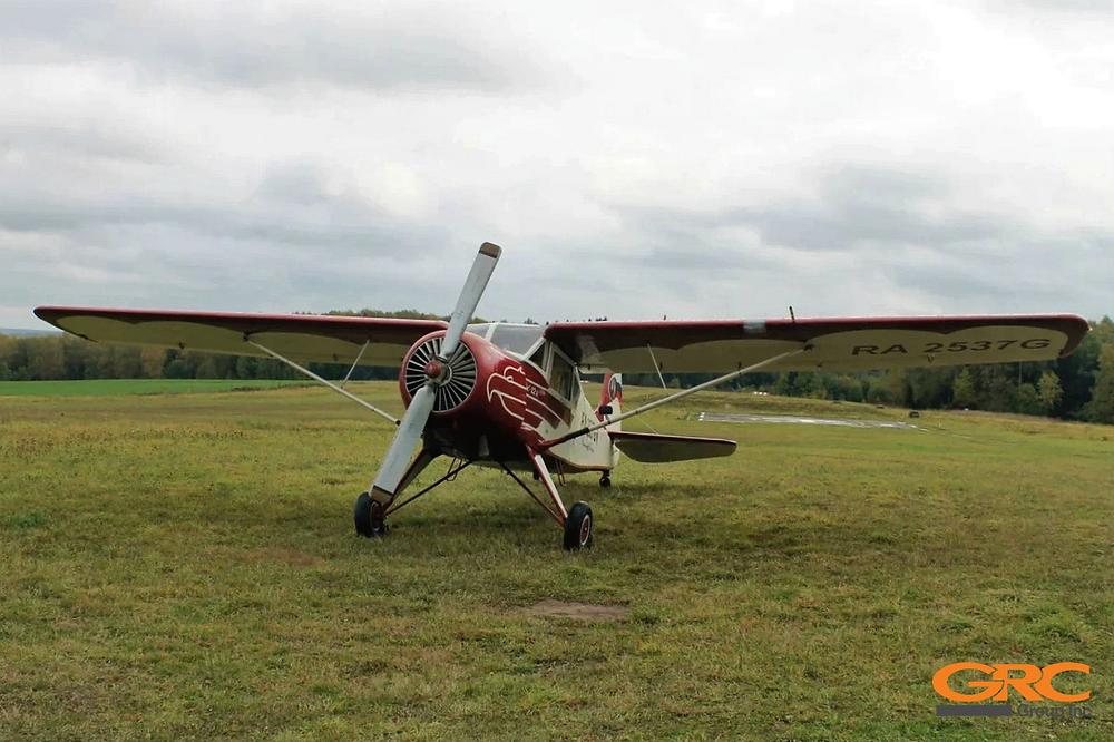 Як-12А Александр Невский