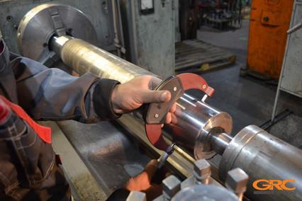 Изготовление вала ротора молотковой дробилки