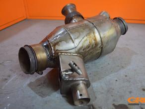 Ремонт теплообменника самолета Як-12А
