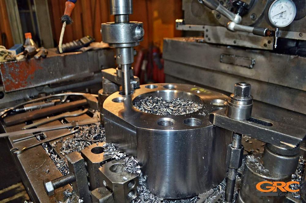 Изготовление направляющего клапана