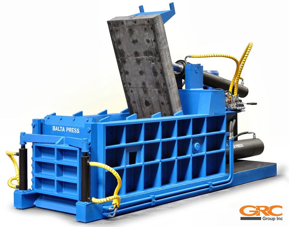 Пакетировочный пресс для металлолома BALTA ПП 250