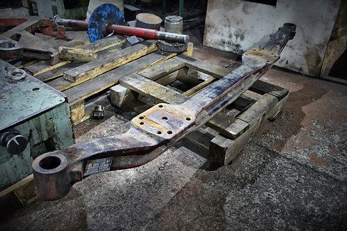 Мост Shacman F3000 [арт DZ9100410420] до ремонта