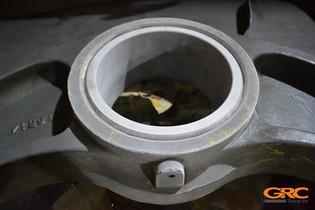Изготовление и запрессовка ремонтной втулки
