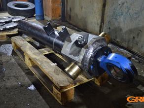 Модернизация гидроцилиндра пакетировочного пресса для металлолома