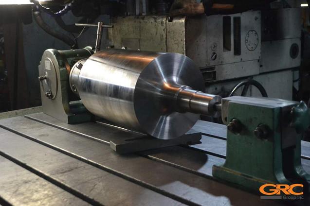 Изготовление ротора дробилки