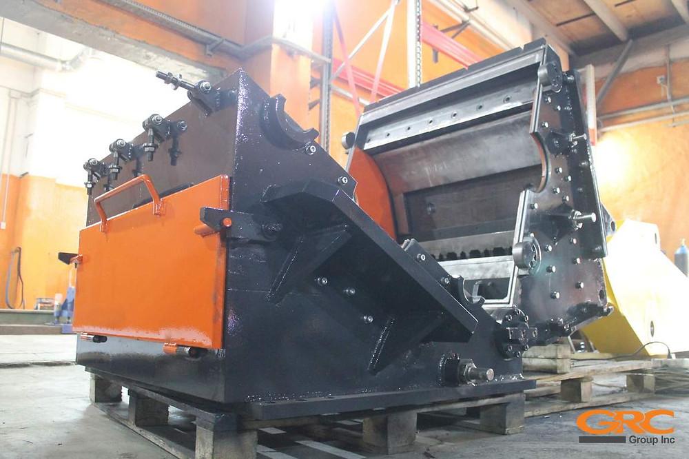 Изготовленный по образцу корпус дробилки ПЭТ серии SML HERBOLD HB (Гербольд Мекесхайм Германия) дробилки для пластика, полимеров, пластмасс