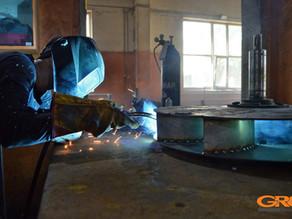 Ремонт крыльчатки подметально-уборочной машины BUCHER SityFant 60