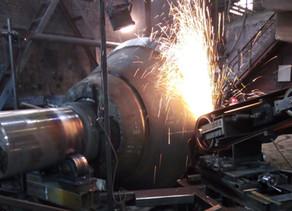 Восстановление подвижного конуса под футеровку (броню) дробилки Sandvik CH-895