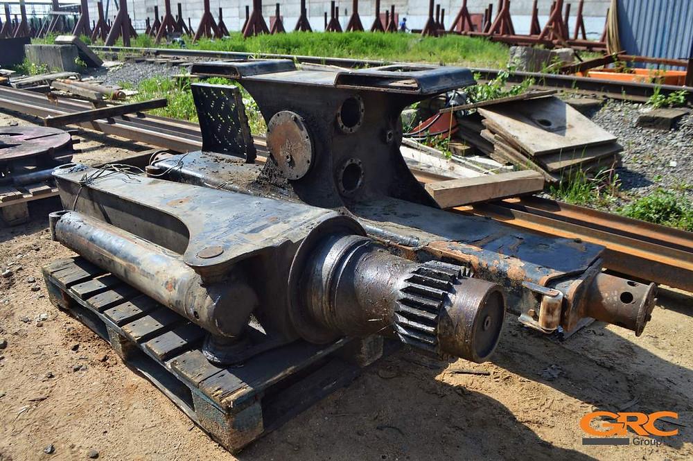 гидроманипулятор до ремонта