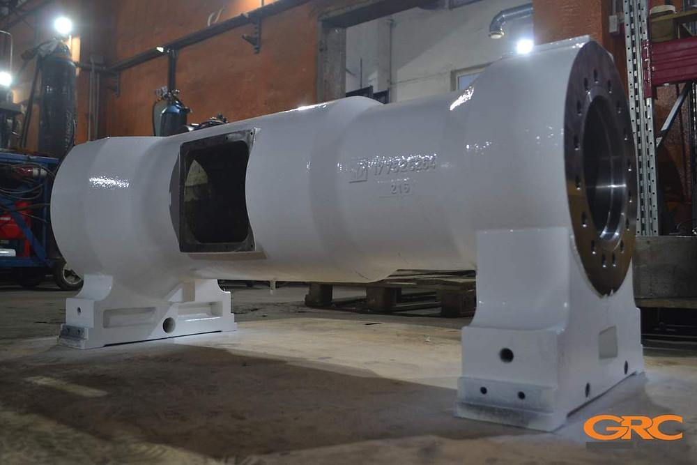 Восстановление литьевого агрегата ТПА Netstal PET-LINE