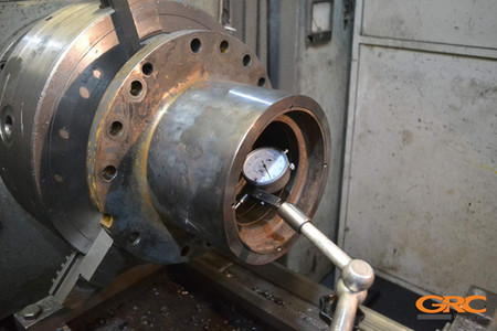 Восстанавливаем внешний диаметр втулки