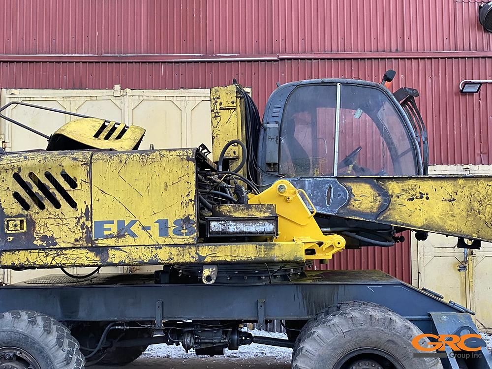ТВЭКС ЕК-18 после ремонта