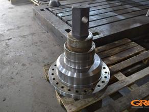 Ремонт привода редуктора винтового конвейера