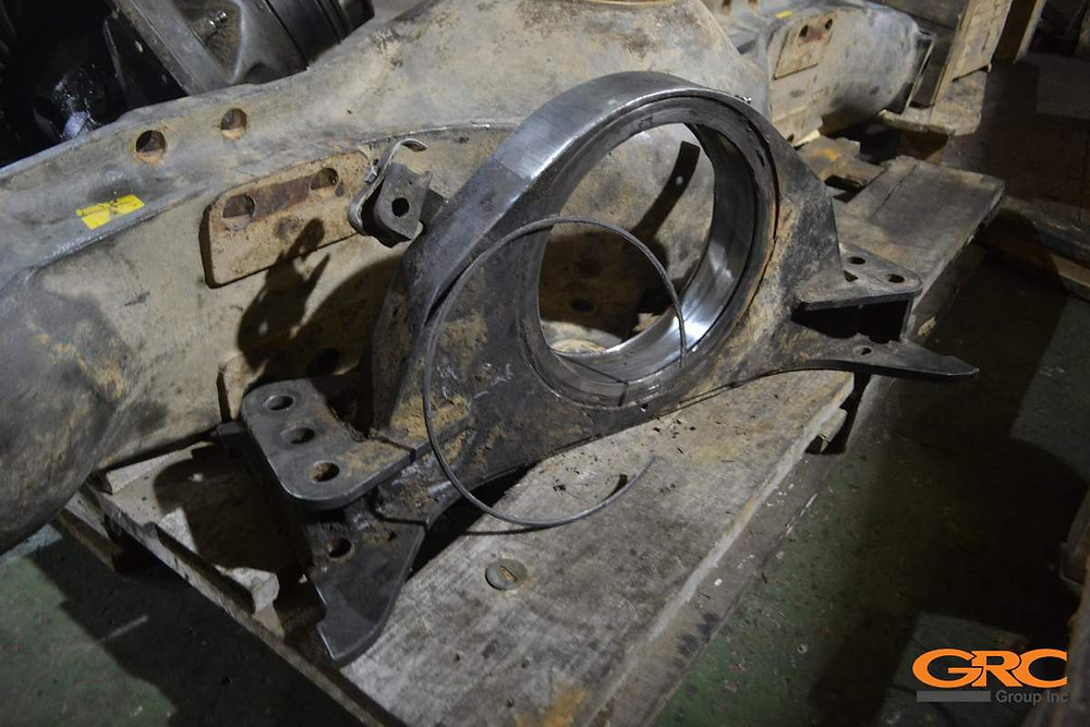 в ремонт поступила траверса (опора двигателя) от трактора