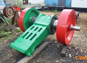 Ремонт дробильной установки SVEDALA TRF
