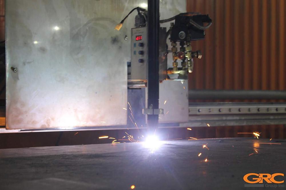 Изготовление новых деталей на станке плазменной резки