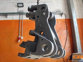 Руководство по ремонту каретки экскаватора-погрузчика New Holland B110