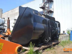 Ремонт ковша фронтального погрузчика Doosan DISD SD300