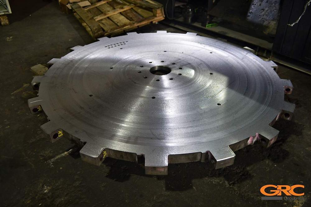 Изготовление пильного диска